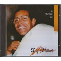 Cd A Musica De Sergio Pimenta [bônus Playback]