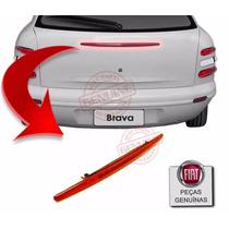 Brake Ligth Traseiro Luz De Freio Fiat Brava - Novo Original