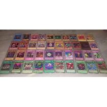 Lote De 40 Mini Cartas De Yu-gi-oh, Baseadas Em Pegasus