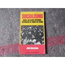 Livro Socialismo Ideal Da Classe Operária João Amazonas
