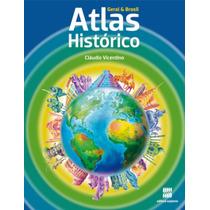 Livro Atlas Histórico Geral E Do Brasil - Scipione Promoção!