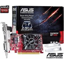Placa De Vídeo Radeon R7 240 2gb Ddr3 128 Bits Hdmi Low Asus