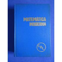 Livro - Matemática Moderna Vol. 2 - Sávio Almeida Mendonça