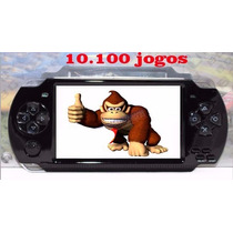 Video Game Portátil Multimidia Original Boyu Psp Mp3,4,5 4g