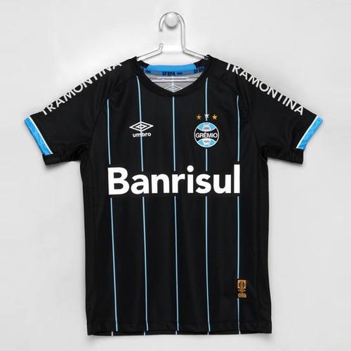 8a5b5222b4 Camisa Umbro Grêmio Of.4 2015 Número 10 Infantil Original+nf