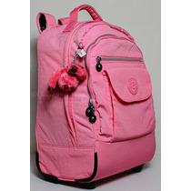 9d0541786d5 Busca mochila kipling rosa com os melhores preços do Brasil ...