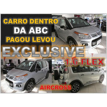 Aircross Exclusive 1.6 Flex Ano 2012 Financio Sem Burocracia