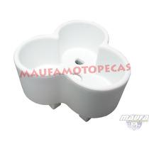 Baú Para Transportar Galão De Água Em Moto/branco