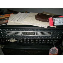 Mesa Boogie Dual Rectifier 100w 3 Canais/ Top/foot/ Tags