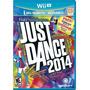 Jogo Novo Midia Fisica Just Dance 2014 Para Nintendo Wii U Original