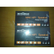 Radio Motobras Digital Mini Hifi Speakers Sm-pfu42
