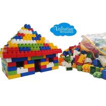 Kit Multiblocos Com 300 Peças - Blocos - Montar - Criança