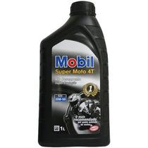 Oleo Mobil 20w50 Super Moto 4t Mineral - Motores 4 Tempos