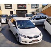 Civic 2014 Lxr 2.0 Automatico