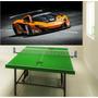 Papel De Parede Adesivo Painel Super Carros Mclaren Mod01