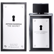 Antonio Banderas The Secret 100ml Masculino | 100% Original
