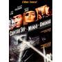 Dvd - Capitão Sky E O Mundo De Amanhã - Angelina Jolie Original