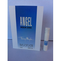 Amostra Perrfume Angel Aqua Chic Edt Legere 1,2 Ml Spray