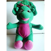 Boneco Baby Bop Em Pelúcia - Turma Do Barney -