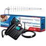 produto Telefone Rural De Mesa Dual Chip Ca-4200t C/ Antena + Cabo