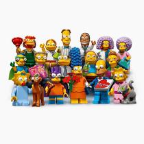 Coleção Completa 16 Minifiguras Simpsons Original Lego 71009