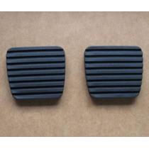 Kit Jogo Capas Pedal Freio + Embreagem Peugeot 206