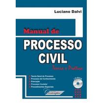 Livro Manual De Processo Civil Teoria E Pratica