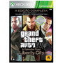Grand Theft Auto Iv Gta 4 Complete Edition Xbox 360