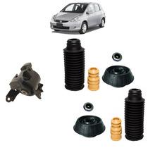 Coxim Calço Motor Esquerdo Honda Fit Automático 2003/...