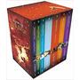 Caixa Harry Potter Edi��o Premium Box 7 Livros