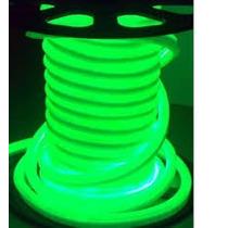 Fita De Led, Led Neon Flex Verde.