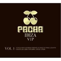 Cd Pacha Ibiza Vip - Vol.1(3 Cds) - Vários