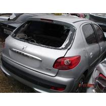 Peugeot 207 Xr 1.4 2011 Sucata Motor/caixa/lataria