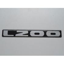 Emblema L200 Linha Outdoor - Hpe