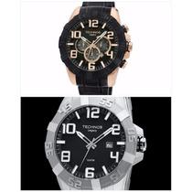 Relógios Technos Lacrados E Originais Aceito Instrumentos