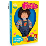 Boneco Fofão Sucesso Total 1051 - Brinquedos Anjo