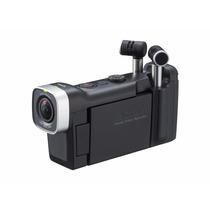 Zoom Q4n Handy Gravador Câmera Video Digital Recorder Pro **