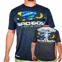 Camiseta Mma Bad Boy Rio