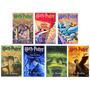Cole��o Harry Potter 7 Livros Audiolivros Original