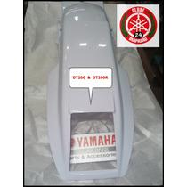 Rabeta Traseira Branca Dt200 / Dt200r Yamaha