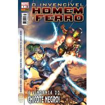 O Invencível Homem De Ferro Nº 1 - Panini (novo)