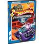Dvd Hot Wheels Battle Force 5 - 1ª Temporada - Volume 3