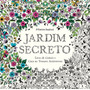 Jardim Secreto   Livro De Colorir   Johanna Basford   Novo