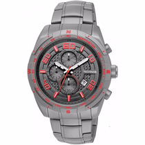 Relógio Masculino Technos Analógico Os1aad/1r Ts Titanium