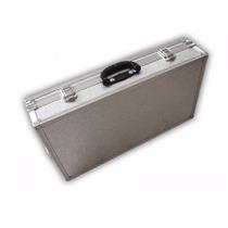 Case Em Aluminio Stucco Pedal Board Para Pedais Pedaleira