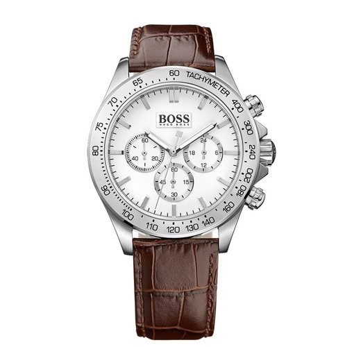 7bc0e19f83a Relógio Masculino Hugo Boss Ikon 1513175 Cronógrafo Completo. R  729