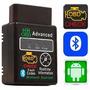 Scanner Automotivo Obd Obd2 Bluetooth 2019 Android V2.1 Ecu