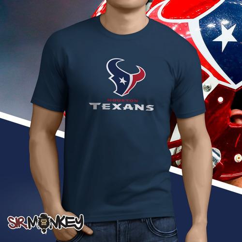 1b063b7ee Camiseta Houston Texans Nfl - Temos Todos Os Times