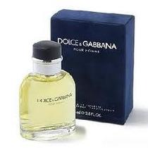 Perfume Dolce & Gabbana - Pour Homme Edt 125ml Original
