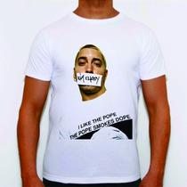 Camiseta Eminem Personalizada Shady Rap Hiphop Swag Plt